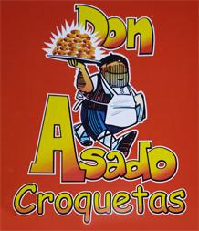 Don Asado croquetas