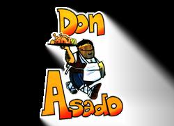 Comidas Don Asado Logo