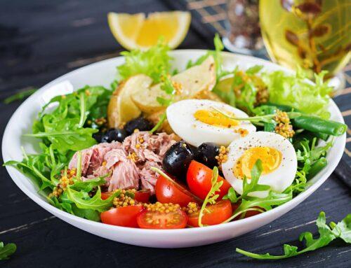 Ensaladas de Don Asado, la mejor opción para comer en verano